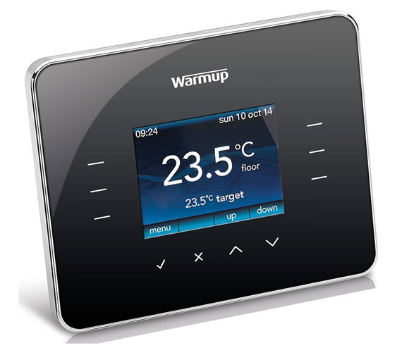 Warmup 3iE Energy-Monitoring Thermostat