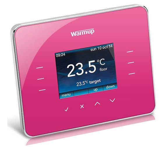 Alternate image of Warmup 3iE Energy-Monitoring Thermostat