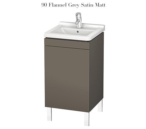Duravit L-Cube 460mm Floor Standing Vanity Unit