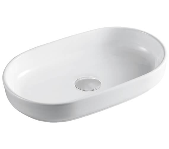 Pura Duro 550mm Countertop Basin
