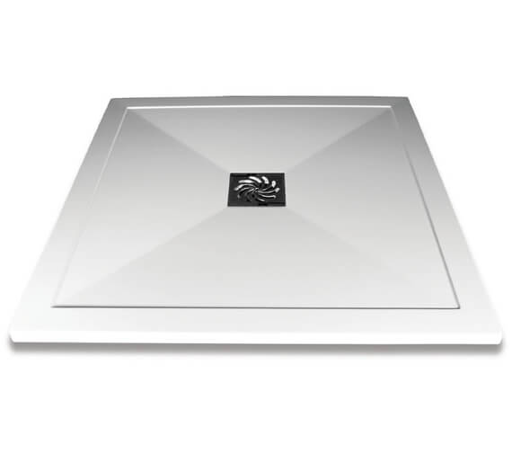 Saneux H25 Stone Resin Square Shower Tray