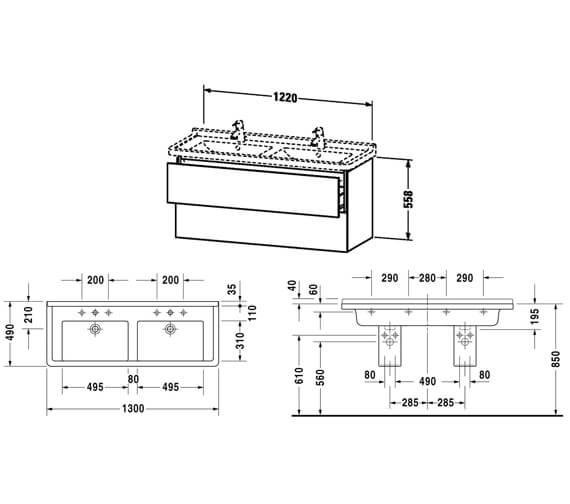 Technical drawing QS-V81977 / LC626701818