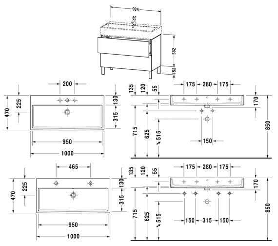 Technical drawing QS-V88401 / LC677801818