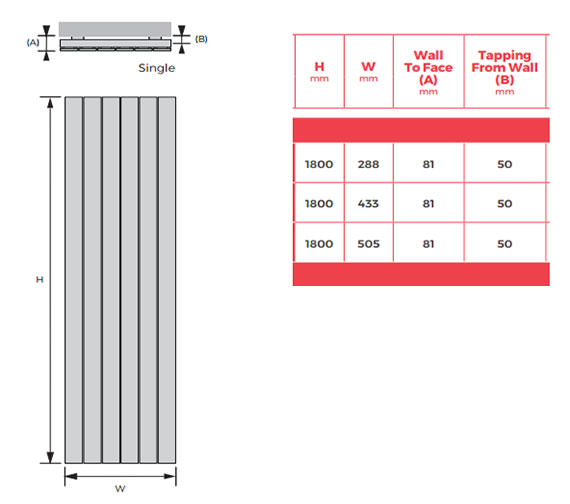 Technical drawing QS-V93103 / PRVWH-S-1828