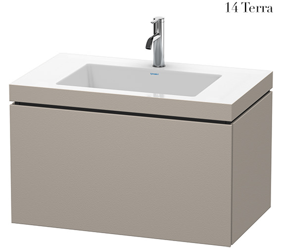 Additional image of Duravit  LC6917N1818