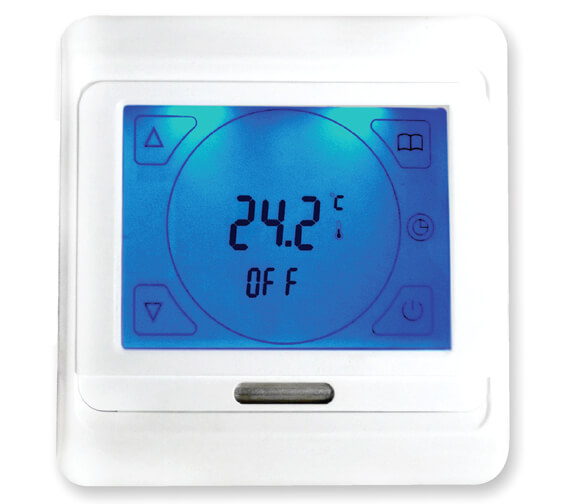 Warmup Sunstone Touchscreen Thermostat White