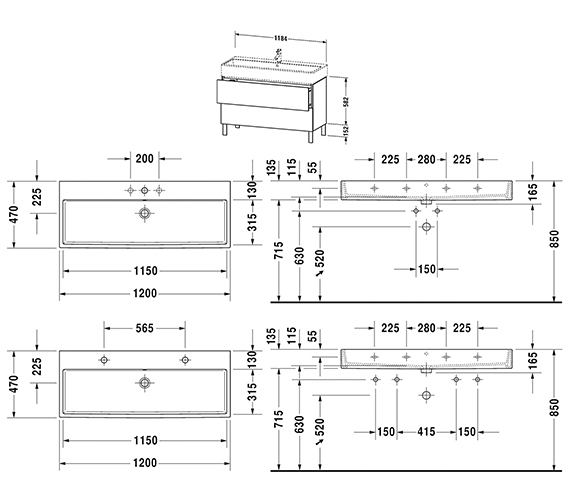 Technical drawing QS-V88402 / LC677901818