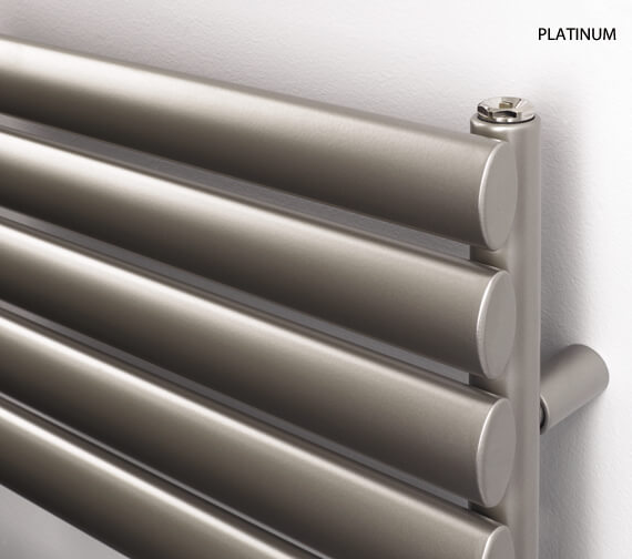 Additional image of MHS Rads 2 Rails Finsbury Horizontal 480mm Height Double Radiator