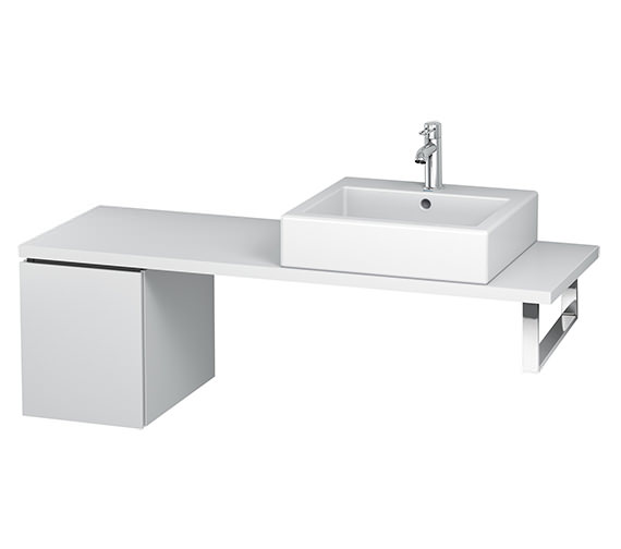 Duravit L-Cube 320mm 1 Drawer Floor Standing Vanity Unit For Console