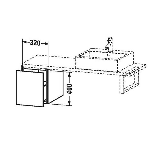 Technical drawing QS-V63387 / LC684801818
