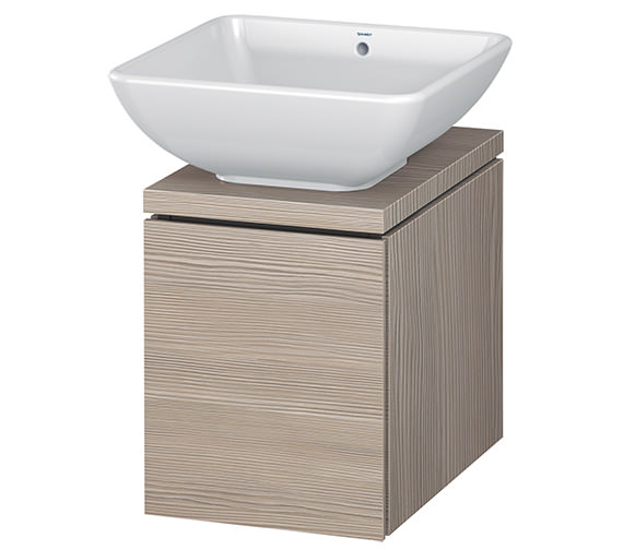 Additional image of Duravit L-Cube 320mm 1 Drawer Vanity Unit For Console