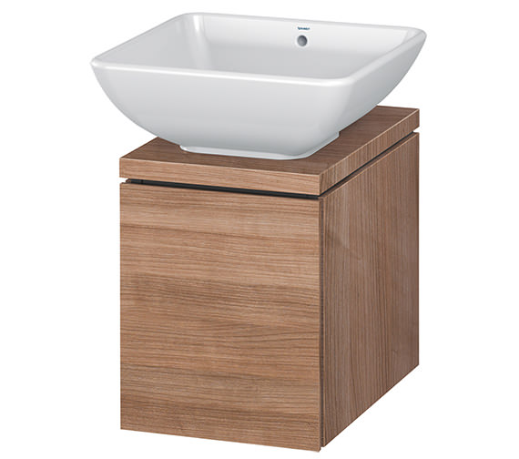 Alternate image of Duravit L-Cube 320mm 1 Drawer Vanity Unit For Console
