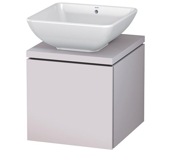 Alternate image of Duravit L-Cube 420mm 1 Drawer Vanity Unit For Console