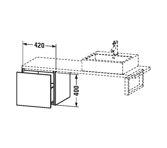 Technical drawing QS-V63388 / LC684901818