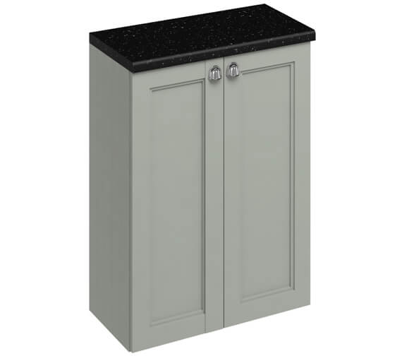 Additional image of Burlington 600mm Double Door Base Unit - More Finishes Available
