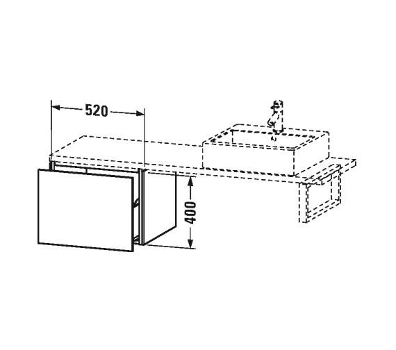 Technical drawing QS-V63389 / LC685001818