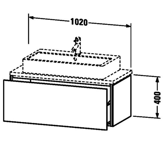 Technical drawing QS-V63368 / LC681301818