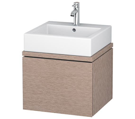 Alternate image of Duravit L-Cube 520mm 1 Drawer Vanity Unit For Console