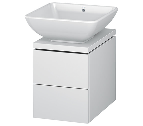 Duravit L-Cube 320mm 2 Drawer Vanity Unit For Console