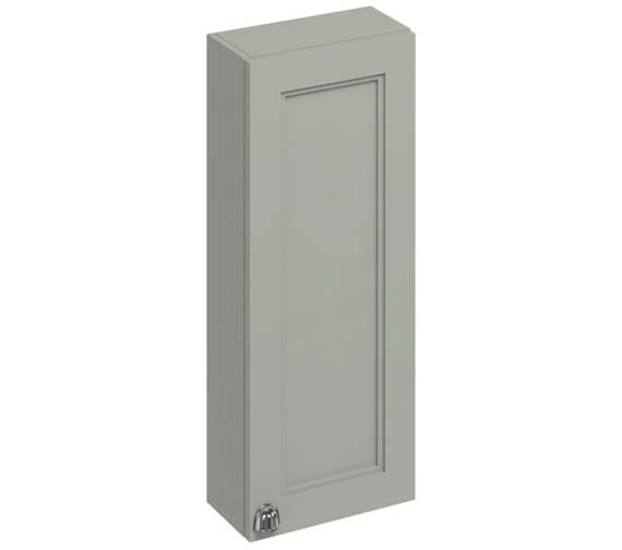 Additional image of Burlington 300mm Single Door Cabinet Matt White