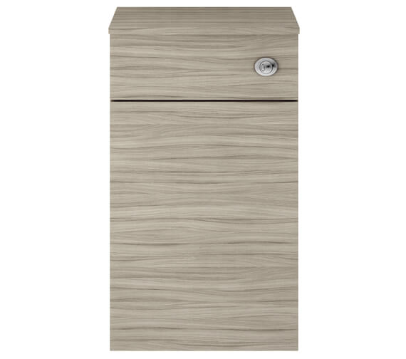 Additional image of Nuie Premier Athena 500mm Floor Standing WC Unit Gloss White Finish