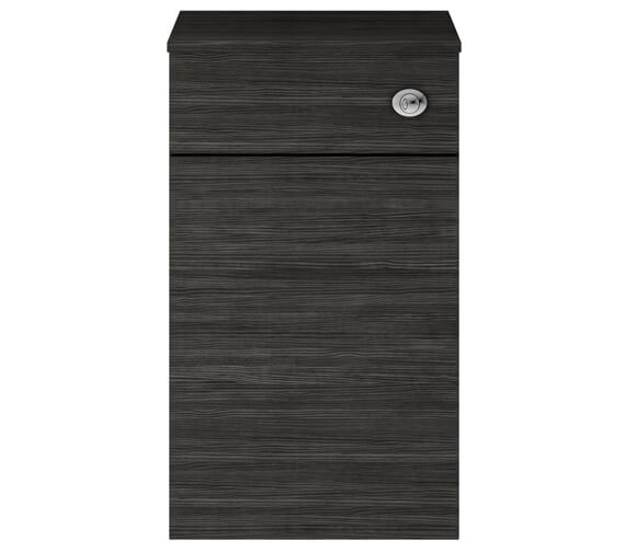 Alternate image of Nuie Premier Athena 500mm Floor Standing WC Unit Gloss White Finish