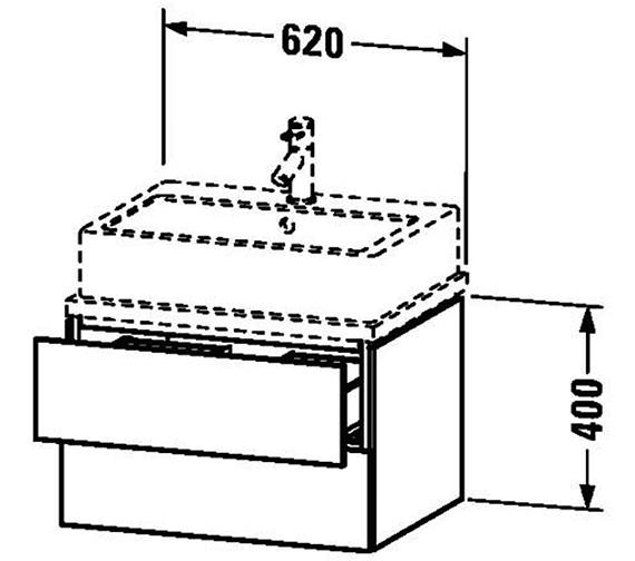 Technical drawing QS-V63372 / LC682101818