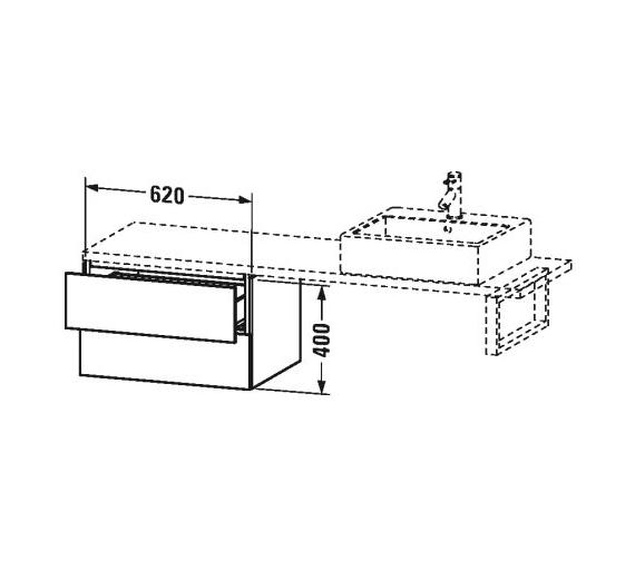 Technical drawing QS-V63402 / LC686101818