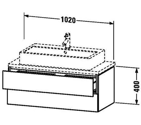 Technical drawing QS-V63374 / LC682301818