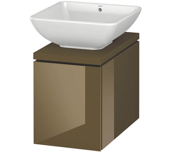 Alternate image of Duravit L-Cube 320mm Single Drawer Wall Hung Vanity Unit For Console