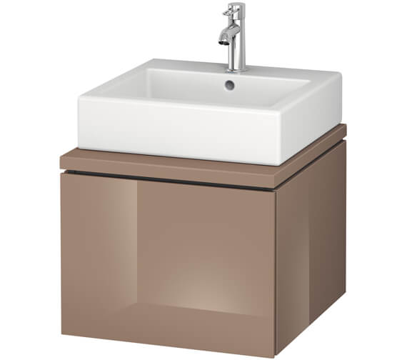 Alternate image of Duravit L-Cube 520mm Single Drawer Wall Hung Vanity Unit For Console