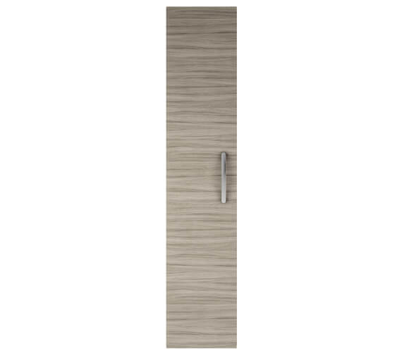 Additional image of Nuie Premier Athena Gloss White 300mm Single Door Wall Hung Tall Unit