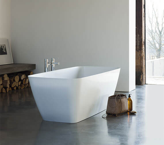 Clearwater Vicenza Grande 1800 x 800mm Freestanding Bath