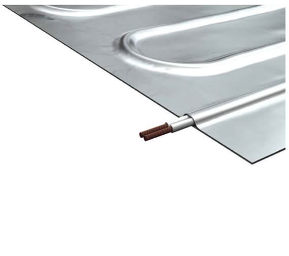Alternate image of Warmup Foil Heater Electric Underfloor Heating System