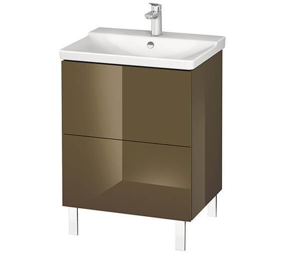 Alternate image of Duravit L-Cube 620mm Floor Standing Vanity Unit