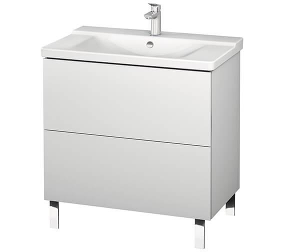 Duravit L-Cube 820mm Floor Standing Vanity Unit