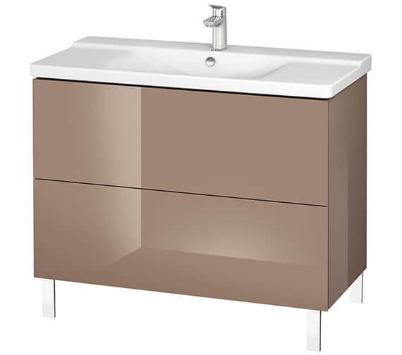 Alternate image of Duravit L-Cube 1020mm Floor Standing Vanity Unit
