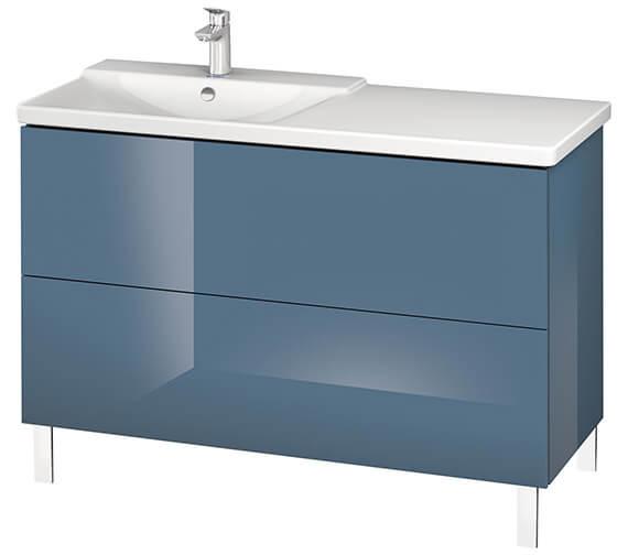 Alternate image of Duravit L-Cube 1220mm Floor Standing Vanity Unit