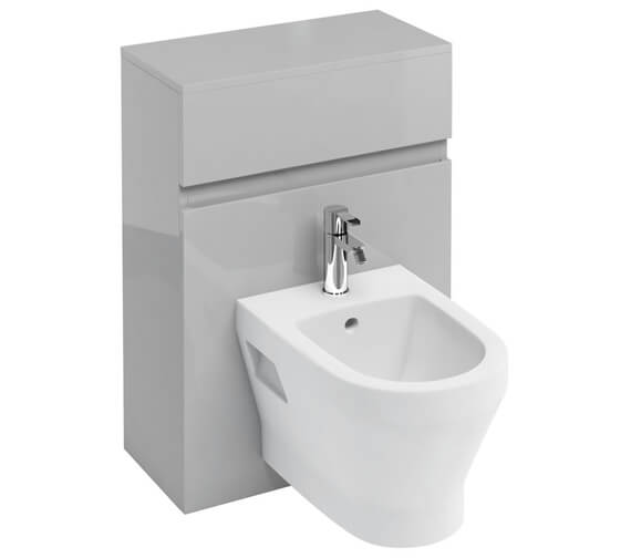 Additional image of Britton D30 Back To Wall Bidet Unit