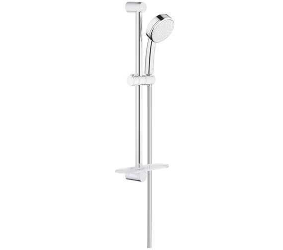 Grohe New Tempesta Cosmopolitan 100 Single spray Shower Rail Set