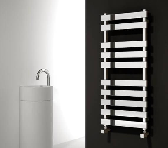 Alternate image of Reina Kreon 500 x 780mm Polished Designer Radiator - More Height Sizes Available