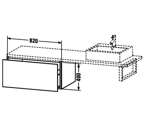 Technical drawing QS-V63397 / LC686801818