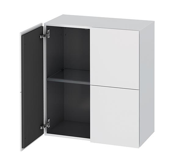 Duravit L-Cube 700 x 363mm Semi-Tall Cabinet