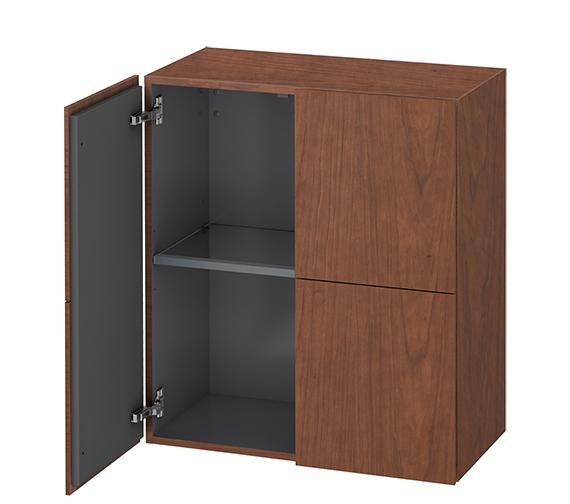 Alternate image of Duravit L-Cube 700 x 363mm Semi-Tall Cabinet