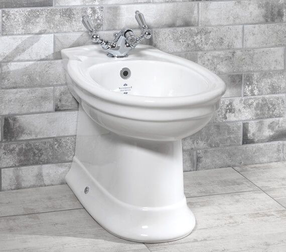 Silverdale Hillingdon 1 Taphole Back To Wall Bidet