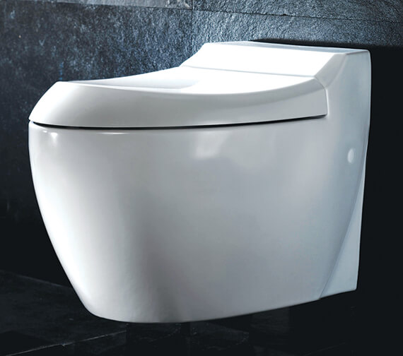 Silverdale Windsor Wall Mounted WC Pan
