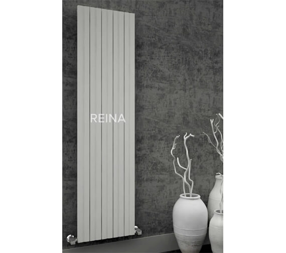 Reina Bova 1800mm High Single Panel Vertical Radiator