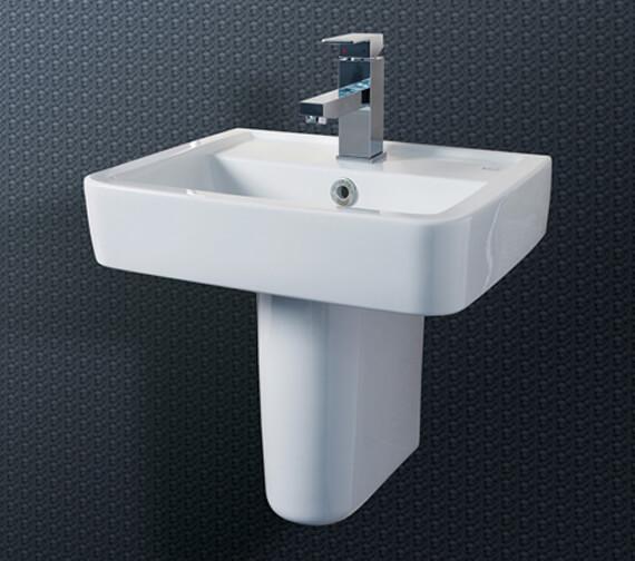 Silverdale Henley 450mm Cloakroom Basin