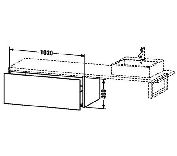 Technical drawing QS-V63398 / LC686901818