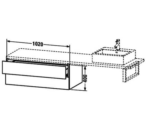 Technical drawing QS-V63410 / LC687901818